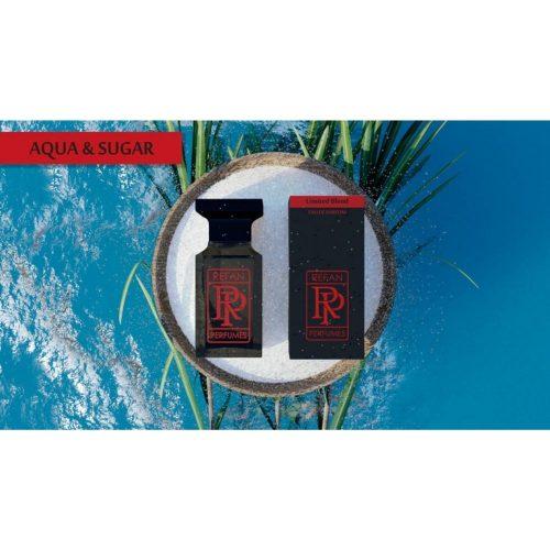 Парфем Refan Limited Blend 55 ml - AQUA & SUGAR инспириран од Aqua & Zuccero Profumum Roma