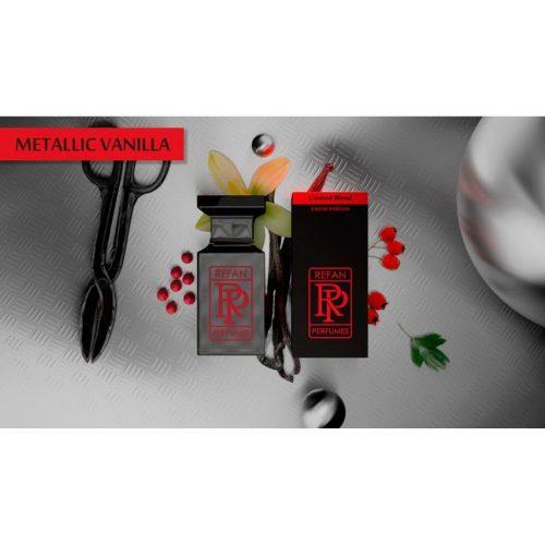 Парфем Refan Limited Blend 55 ml - METALLIC VANILLA инспириран од Metalique-T.Ford
