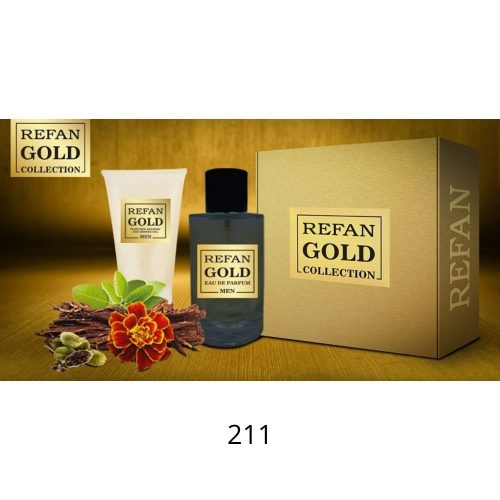 Комплет REFAN GOLD 350 инспириран од GOOD GIRL/Carolina Herrera