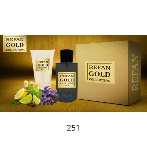 Комплет REFAN GOLD 350 инспириран од GOOD GIRL/Carolina Herrera