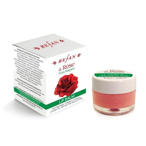 Крем за лице со природна розова вода 75ml