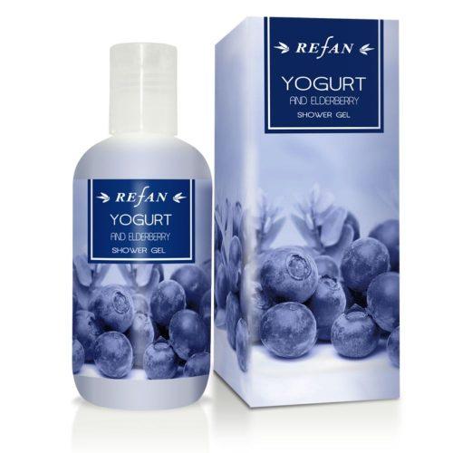 Гел за туширање Yogurt and Еlderberry 200ml