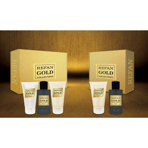 Женска парфемна серија Refan GOLD